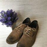 Стильные мужские туфли barbour