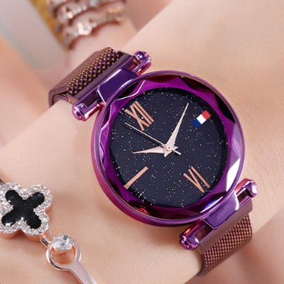Женские наручные часы Starry Sky watch rose