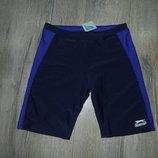 48/L Slazenger оригинал Мужские узкие шорты для плавания,новые