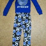 Пижама футбольный мяч для мальчика 4 лет от Childrensplace