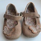 Замшевые туфельки Next р22