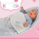 Кукла младенец озвученный, мягконабивной, Antonio Juan Petit Coletas 1115, 27см, мальчик