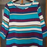 стильная блузка в полосочку Atmosphere