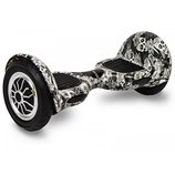 Гироскутер Smart Balance WHEEL с колесами 10 дюймов - черепа