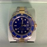Часы Rolex Submariner Date Oyster 40 Silver/Yellow Gold