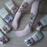 Детские демисезонные колготки LOL на девочку фирмы Katamino