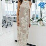 Красивое платье «Симали» 42, 44, 46, 48