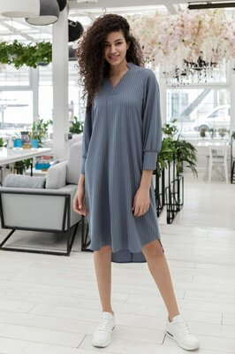 Платье - рубашка «Лагода П» три расцветки