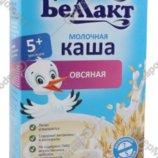 Каша овсяная молочная «Беллакт» 200 г. Страна производства Беларусь