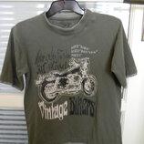 футболка Matalan retail на мальчика 10-11 лет отл. сост. обмен