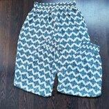 Размер 12 Обалденные фирменные натуральные летние штаны