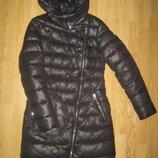 Пальто куртка на холлофайбері роз.s