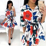 Новиночки Классное платье, размеры 42- 46 универсал