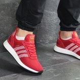 Кроссовки мужские сетка Adidas Iniki red