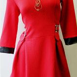 Новое Шикарное брендовое платье, размер 46 наш