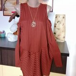 Шикарная Платье-Туника RIVER ISLAND -р-р 12-14