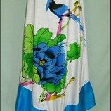 Шикарные яркие коттоновые ночные рубашки Дорогая закупка Модель просто супер Очень рекомендую Ботал
