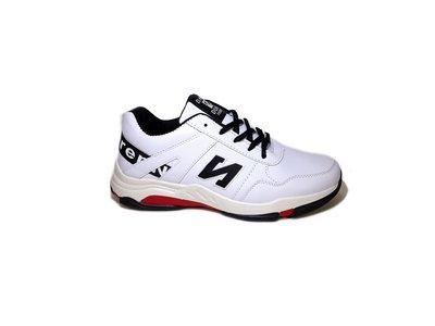 Кроссовки мужские, беговые, белые. Размер 40-45.