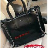 Кожаная сумка Селин, кожаные сумки Містка шкіряна сумки Celine