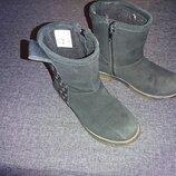 Ботинки утеплённые Bartek