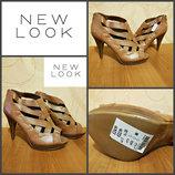 туфли от New Look, оригинал р. 38, пр. во Камбоджа