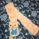 Прикольные шарфики моей дочки от года до 5 лет