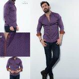 Стильные мужские рубашки. Турция.