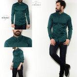 Стильные мужские рубашки. Турция. С, М, Л, Хл, Ххл, Хххл.
