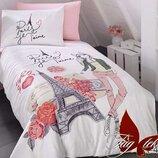 1,5-спальный комплект постельного белья 160x220 см . Детские и подростковые расцветки.