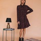 Платье 2 цвета 42-44, 44-46 размеры
