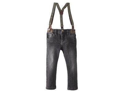 Стильные джинсы подтяжки на 4 5 лет р 110 см с оф сайта пр-во Германия супер качество