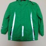 Курточка демисезонная утеплення Pepperts на 8-9 лет 134см.