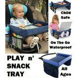 Детский столик для автокресла и коляски Play n' Snack Tray