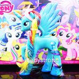 Фигурка Пони 14 См My Little Pony Принцесса Трикси Мой маленький пони Игрушка для девочек Единорог