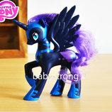 Фигурка Пони 14 См My Little Pony Принцесса Луна Мой маленький пони Игрушка для девочек Единорог