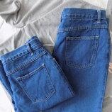14 р-ра высокая талия - винтажные джинсы