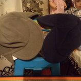кепка шапка на 6-12 м