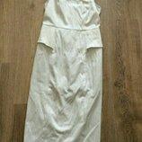 Эффектное карандаш платье сарафан 46-48 р.