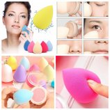 Каплевидный спонж для макияжа
