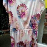 Платье Хризантемы 56 размер