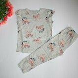 Пижама, домашний костюм Единорожки George Англия
