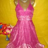 Вечернее платье Состояние -нового