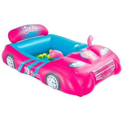 Игровой центр Bestway Машина Barbie 93207