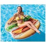 Надувной матрас-плот Гамбургер 58780