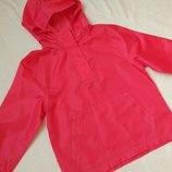 Ветровка куртка тонкая George на 5-6 лет