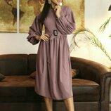 Шикарное платье миди,2 цвета
