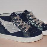 Ботинки демисезонные на девочку Clibee арт. Р-285 р. 27-32 ботиночки на дівчинку демі