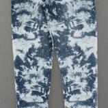 Лосины для девочек с имитацией джинс из Венгрии Taurus,р.134-164