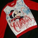 Свитшот/верх от пижамы Disney на 6-7 лет размер 122