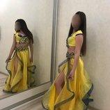 Шикарное платье для восточных танцев